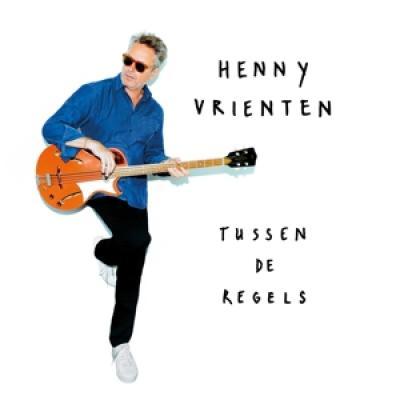 Vrienten, Henny - Tussen De Regels (LP)