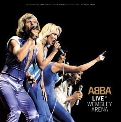 Abba - Live At Wembley (3LP)