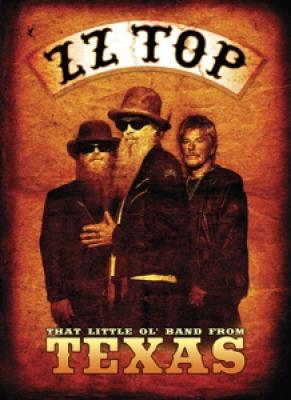 Zz Top - Little Ol' Band From Texas (DVD)