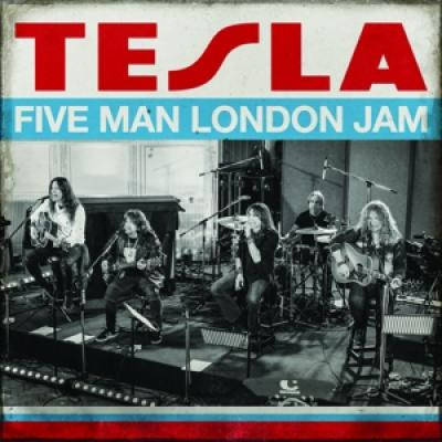 Tesla - Five Man London Jam (2LP)