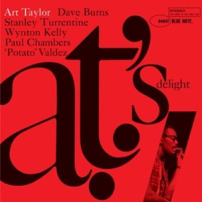 Taylor, Art - A.T.'S Delight (LP)