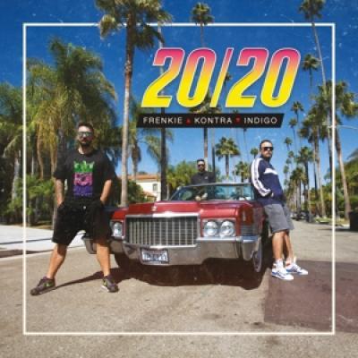 Frenkie /Kontra /Indigo - 20/20 (LP)