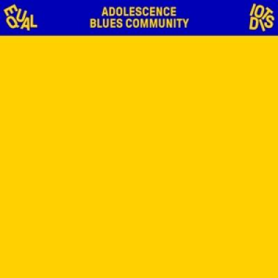 Equal Idiots - Adolescence Blues Community (Yellow Vinyl) (LP)