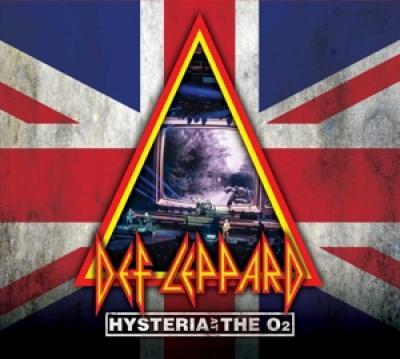 Def Leppard - Hysteria At The O2 (BLURAY+2CD)