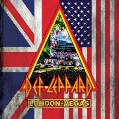 Def Leppard - London To Vegas (2BLURAY+4CD)
