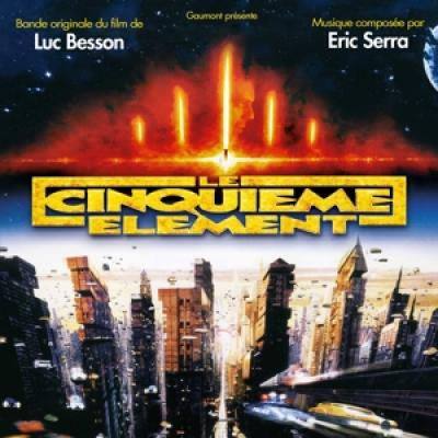 Ost - Le Cinquieme Element (Orange Vinyl) (2LP)