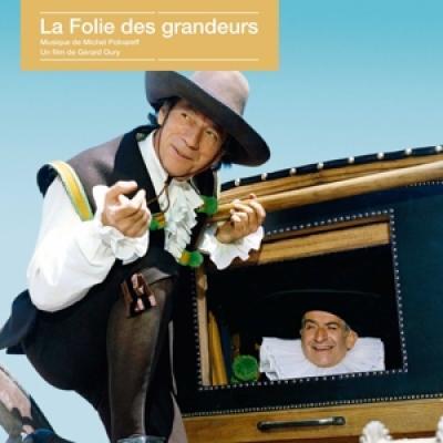 Ost - La Folie Des Grandeurs (Music By Michel Polnareff) (LP)