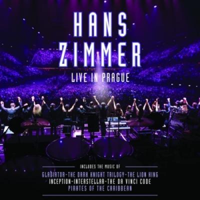 Zimmer, Hans - Live In Prague (Purple Vinyl) (4LP)