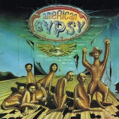 American Gypsy - Angel Eyes (Gold Vinyl) (LP)