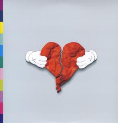 West, Kanye - 808S & Heartbreak (2LP+CD)