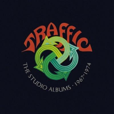 Traffic - Studio Albums 1967-1974 6LP