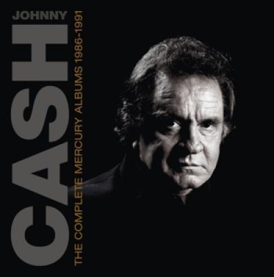 Cash, Johnny - Complete Mercury Albums 1986-1991 (7CD)
