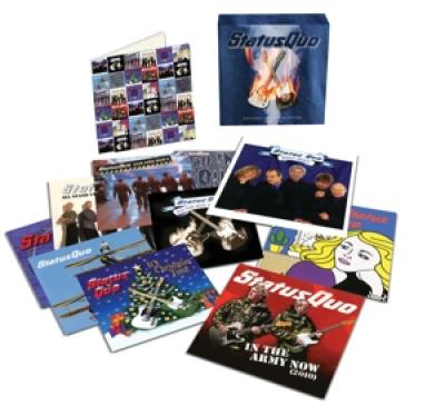 Status Quo - Singles Collection 5 10X7INCH