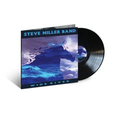 Miller, Steve -Band- - Wide River LP