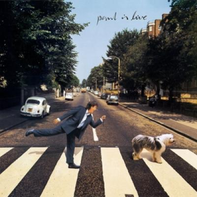 Mccartney, Paul - Paul Is Live (Coloured Vinyl)