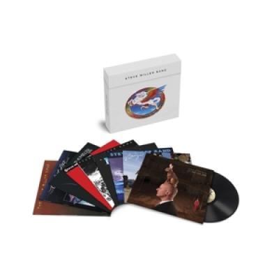 Miller, Steve - Complete Albums Volume 2 9LP