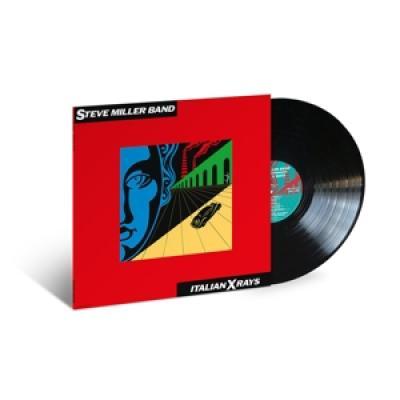 Miller, Steve -Band- - Italian X Rays LP