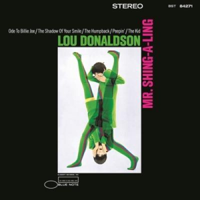 Donaldson, Lou - Mr. Shing-A-Ling LP