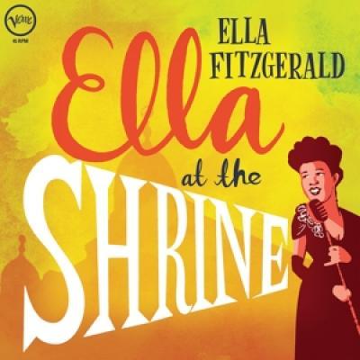 Fitzgerald, Ella - Ella At The Shrine - Live LP
