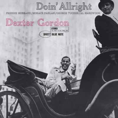 Gordon, Dexter - Doin' Alright LP