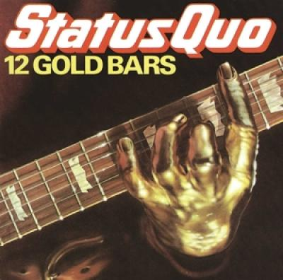 Status Quo - 12 Gold Bars LP
