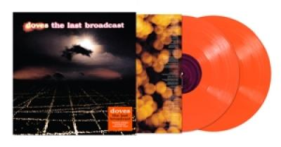 Doves - Last Broadcast ORANGE VINYL