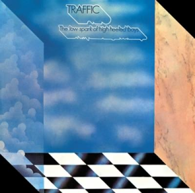 Traffic - Low Spark Of High Heeled Boys (LP)