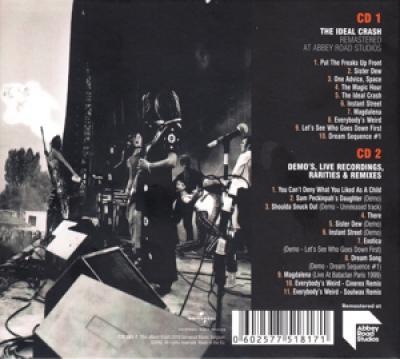 Deus - Ideal Crash 2CD