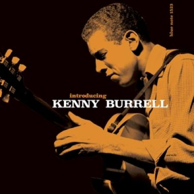 Burrell, Kenny - Introducing Kenny Burrell (LP)