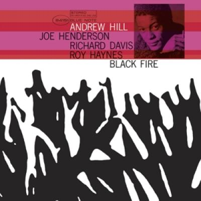 Hill, Andrew - Black Fire (LP)