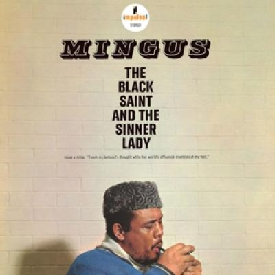 Mingus, Charles - Black Saint And The Sinner Lady (LP)