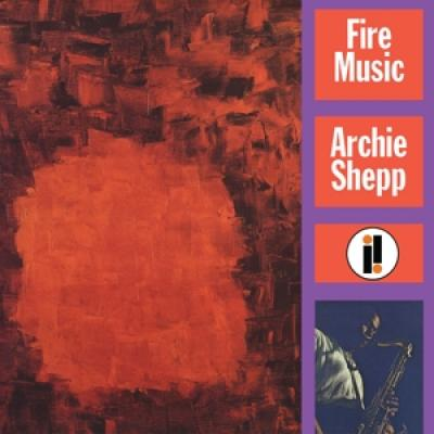 Shepp, Archie - Fire Music (LP)