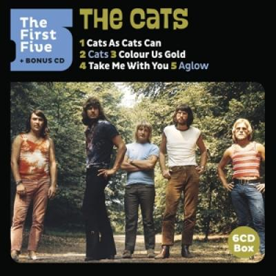 Cats - First Five 6CD