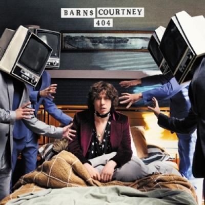 Courtney, Barns - 404 (LP)