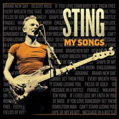 Sting - My Songs CD
