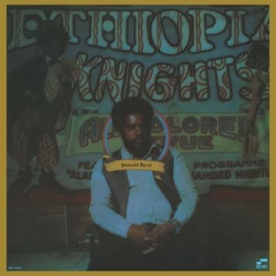 Byrd, Donald - Ethiopian Knights (LP)
