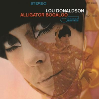 Donaldson, Lou - Alligator Bogaloo (LP)