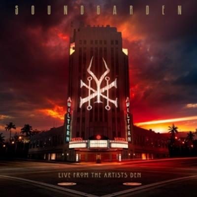 Soundgarden - Live From The Artists Den (Super Deluxe) (BLURAY+4LP+2CD)