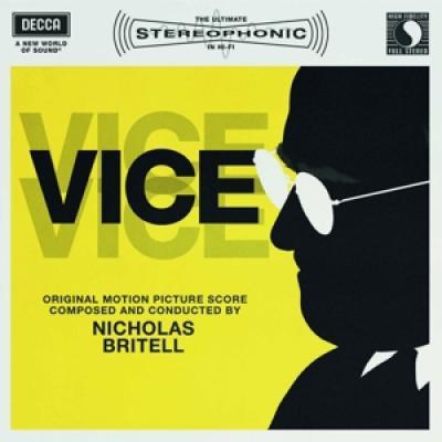 Ost - Vice (Music By Nicholas Britell) (2LP)