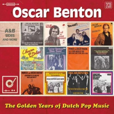 Benton, Oscar - Golden Years Of Dutch Pop Music (2CD)