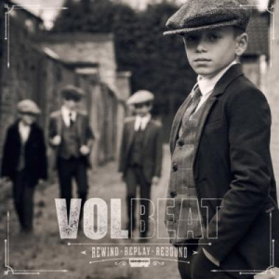 Volbeat - Rewind, Replay, Rebound (2LP)