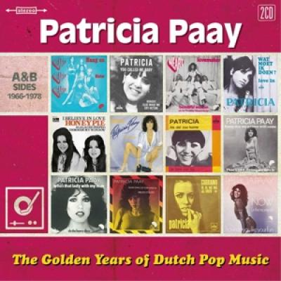 Paay, Patricia - Golden Years Of Dutch Pop Music (2CD)
