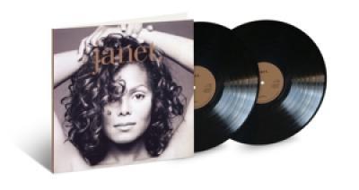 Jackson, Janet - Janet (2019 Reissue) (2LP)