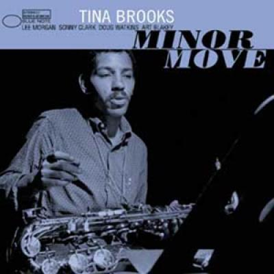Brooks, Tina - Minor Move (LP)