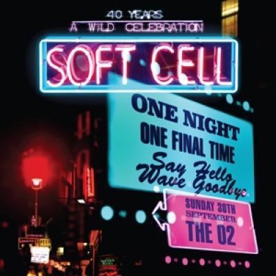 Soft Cell - Say Hello, Wave Goodbye - Live At The O2 Arena (3CD)
