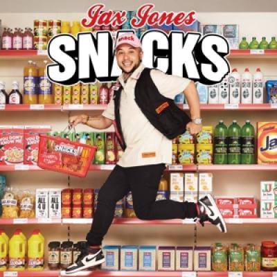 Jones, Jax - Snacks (2LP)