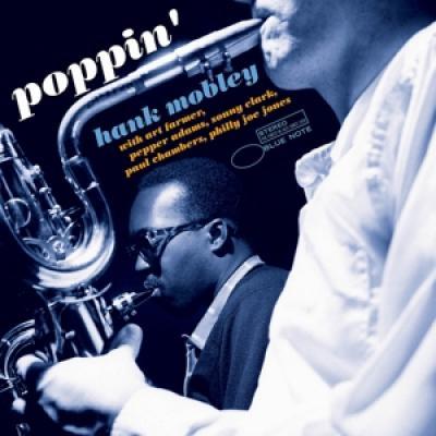 Mobley, Hank - Poppin' (LP)
