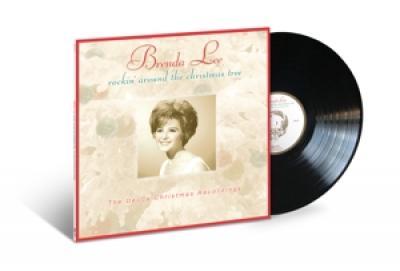 Lee, Brenda - Rockin' Around The Christmas Tree (LP)