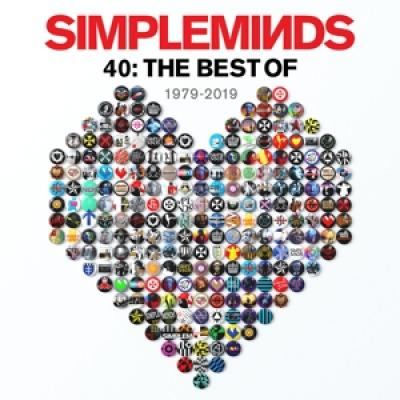 Simple Minds - Forty (The Best Of) (3CD)