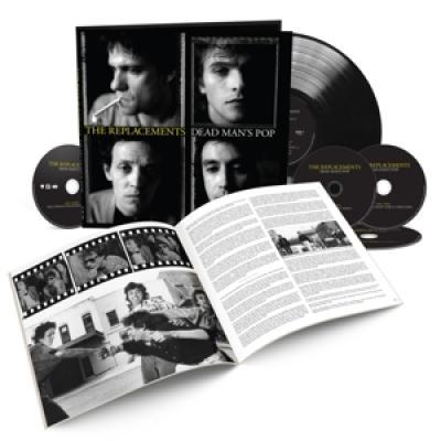Replacements - Dead Man'S Pop (4CD+LP)
